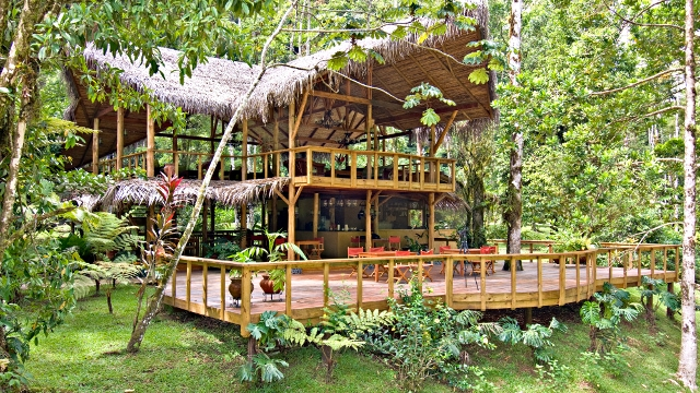 Pacuare Lodge